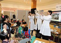 ◆小学生理科実験教室