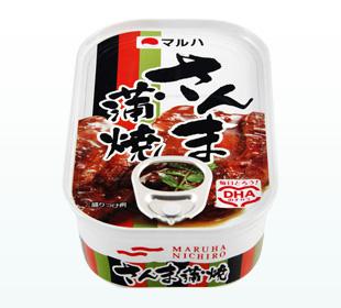 「さんまの蒲焼 缶詰」の画像検索結果