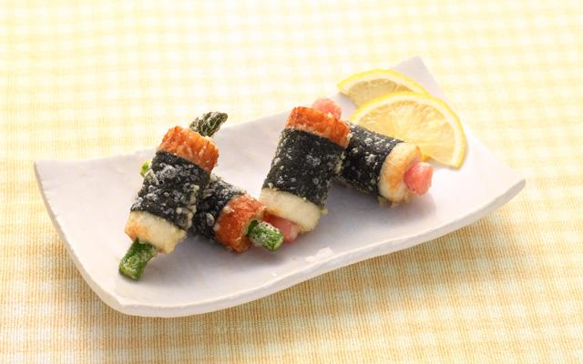 の 天ぷら 竹輪 ちくわの天ぷら(副菜) レシピ・作り方