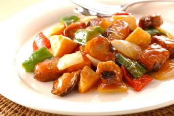 かつおの酢豚風 かつおの酢豚風|簡単!しあわせレシピ|マルハニチロ株式会社
